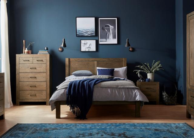 Brienne Dark Bedroom