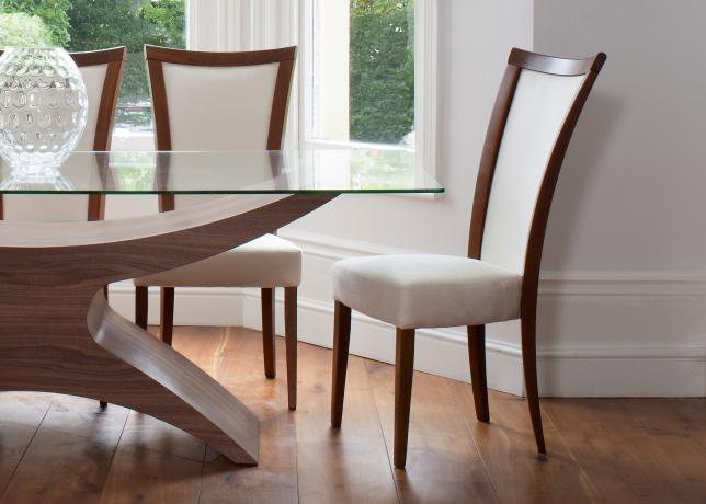 Tom Schneider Dining Chairs