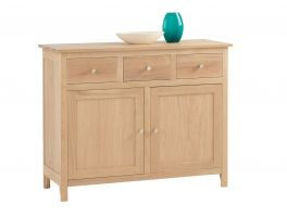 Corndell Nimbus Dining Sideboard with 3 Drawers