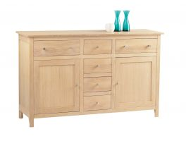 Nimbus Dining Long Sideboard with 6 Drawers