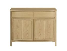 Nathan Shades Oak 2 Door Sideboard
