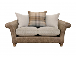 Alexander & James New Lawrence 2 Seater Pillow Back Sofa