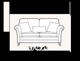Alstons Malton 2 Seater Sofa