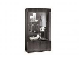 Alf Italia Ferrara Living and Dining 2 Door Display Cabinet