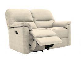 G Plan Chadwick 2 Seater Manual Recliner Sofa LHF