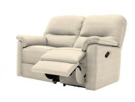 G Plan Chadwick 2 Seater Manual Recliner Sofa RHF