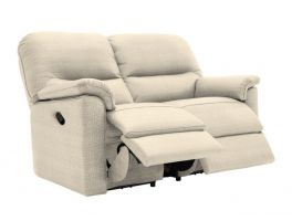 G Plan Chadwick 2 Seater Manual Double Recliner Sofa