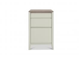 Malmo Grey Filing Cabinet