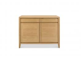 Malmo Oak Narrow Sideboard
