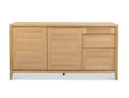 Malmo Oak Wide Sideboard