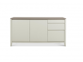 Malmo Grey Wide Sideboard