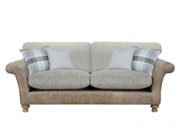 Alexander & James New Lawrence 3 Seater Standard Back Sofa