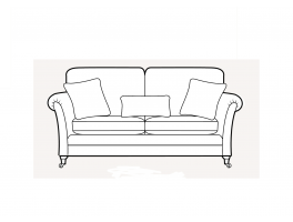 Alstons Malton 3 Seater Sofa