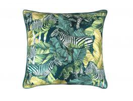 Scatter Box Madagascar Green Cushion