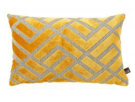 Scatter Box Senna Yellow Cushion