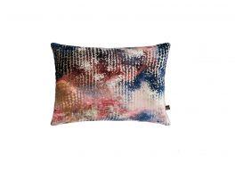 Scatter Box Nisha Blue/Pink Cushion 35x50cm