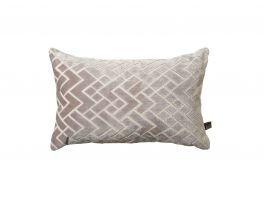 Scatter Box Fracture Grey Cushion