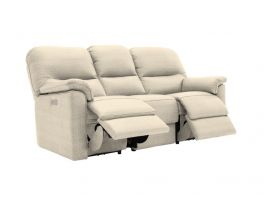 G Plan Chadwick 3 Seater Power Double Recliner Sofa