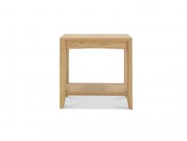 Malmo Oak Side Table