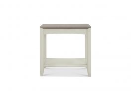 Malmo Grey Side Table