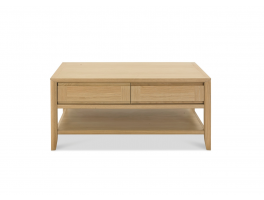 Malmo Oak Coffee Table with Drawer