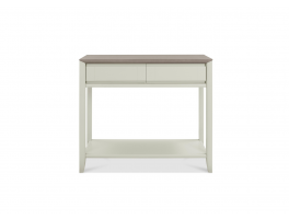 Malmo Grey Console Table with Drawer