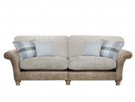 Alexander & James New Lawrence 4 Seater Standard Back Sofa