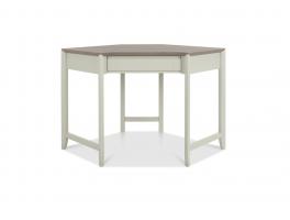 Malmo Grey Corner Desk