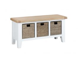 Hague Living & Dining Large Hall Bench