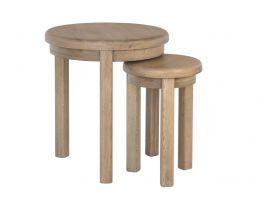 Bremen Round Nest of Tables