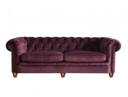Alexander & James Abraham Junior Grand Fabric Sofa