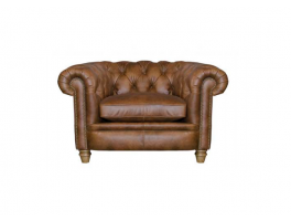 Alexander & James Abraham Junior Leather Chair