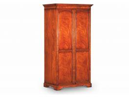 Iain James Bedroom 2-Door Wardrobe