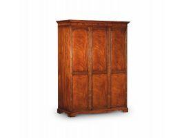 Iain James Bedroom 3-Door Wardrobe