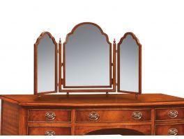 Iain James Bedroom Triple Mirror