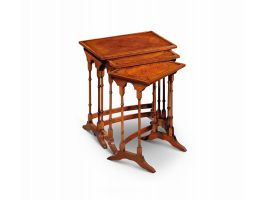 Iain James Occasional Furniture Nest of Three Tables