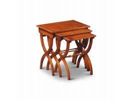 Iain James Occasional Furniture Scissor Leg Nest