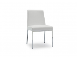 Calligaris Amsterdam Leather Chair