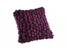Dreamweavers Pebble Aubergine Cushion