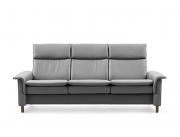 Stressless Aurora 3 Seater Sofa High Back
