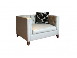 Tetrad Battersea Snuggler Chair