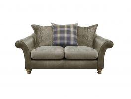 Alexander & James Blake 2 Seater Pillow Back Sofa