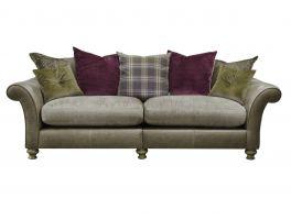 Alexander & James Blake 4 Seater Pillow Back Sofa