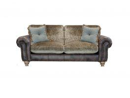 Alexander & James Bloomsbury Small Standard Back Sofa