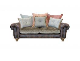 Alexander & James Bloomsbury Small Pillow Back Sofa