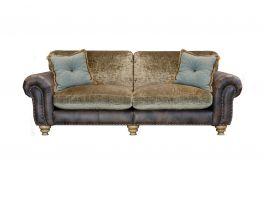Alexander & James Bloomsbury Large Split Standard Back Sofa