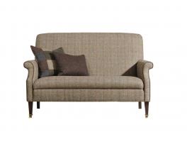 Tetrad Harris Tweed Bowmore Highback Compact Sofa