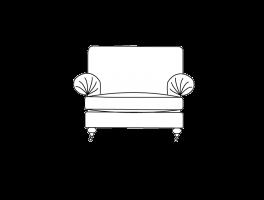 Duresta Burford Reading Chair