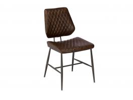 Busker Dalton Dark Brown Dining Chair