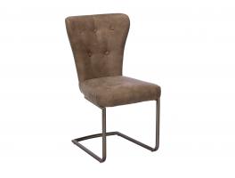 Busker Oscar Grey Dining Chair